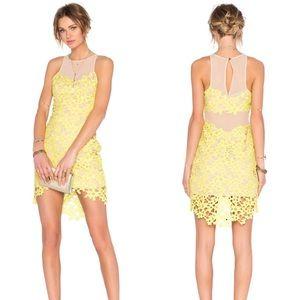 Lovers and friends Larissa dress